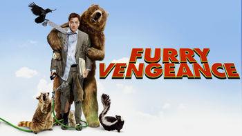 Netflix box art for Furry Vengeance