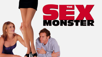 Netflix box art for The Sex Monster