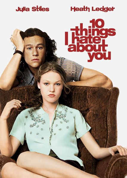 10 Things I Hate About You Netflix BR (Brazil)