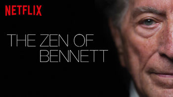 Netflix box art for The Zen of Bennett