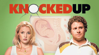 Netflix box art for Knocked Up