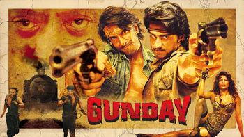 Netflix box art for Gunday