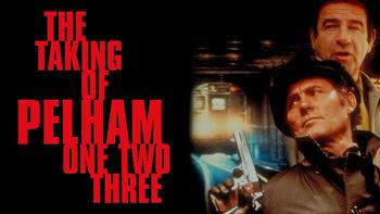 Netflix box art for The Taking of Pelham One Two Three