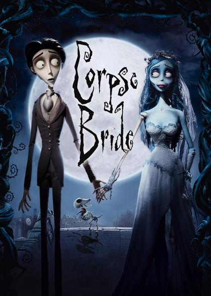Corpse Bride Netflix AU (Australia)