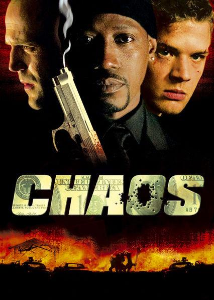 Chaos Netflix AU (Australia)