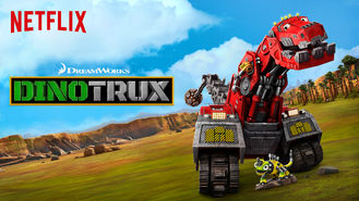 Netflix box art for Dinotrux - Season 1