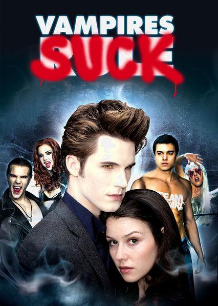Vampires Suck Netflix BR (Brazil)