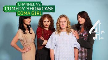 Netflix box art for Comedy Showcase: Coma Girl