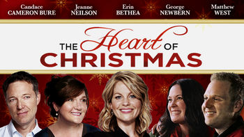 Netflix box art for The Heart of Christmas