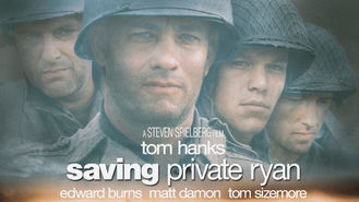 Saving Private Ryan (1998) on Netflix in the Netherlands
