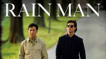 Netflix box art for Rain Man