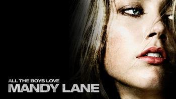 Netflix box art for All the Boys Love Mandy Lane