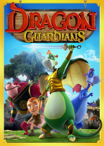 Dragon Guardians Netflix UK (United Kingdom)