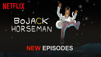 Netflix Box Art for BoJack Horseman - Season 2