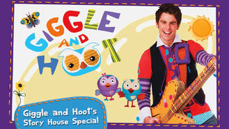 Netflix Box Art for Giggle and Hoot's Best Ever!