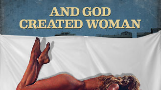 Netflix box art for ...And God Created Woman