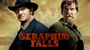 Netflix box art for Seraphim Falls