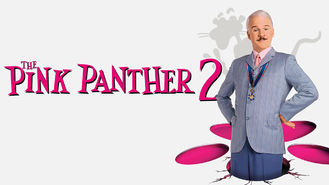 Netflix box art for The Pink Panther 2