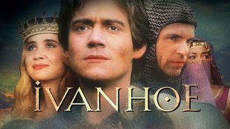 Netflix box art for Ivanhoe
