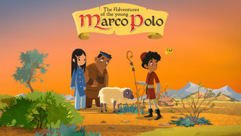Netflix Box Art for Adventures of the Young Marco Polo - Season 1, The