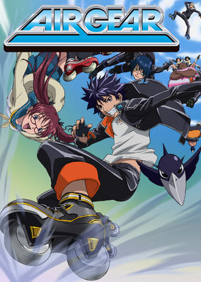 Air Gear - Season 1