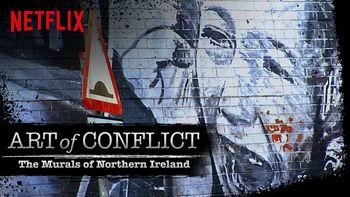 Netflix box art for Art of Conflict