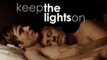 Netflix box art for Keep the Lights On
