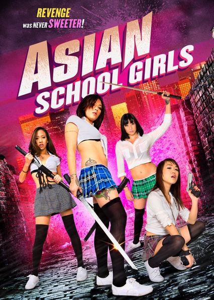 Asian Schoolgirls Netflix PR (Puerto Rico)