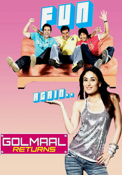 Golmaal Returns Netflix UK (United Kingdom)
