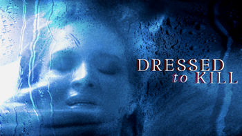 Netflix box art for Dressed to Kill