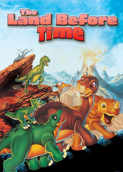 The Land Before Time Netflix PR (Puerto Rico)