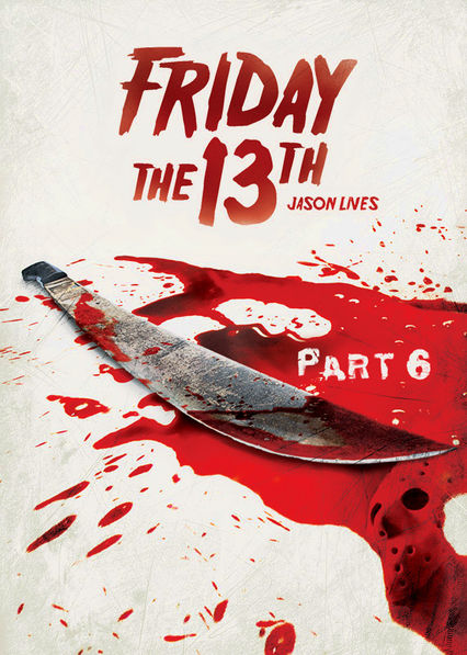 Friday the 13th: Part 6: Jason Lives Netflix MX (Mexico)
