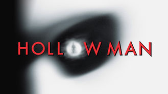 Netflix box art for Hollow Man