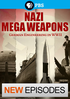 Nazi Mega Weapons - Season 2