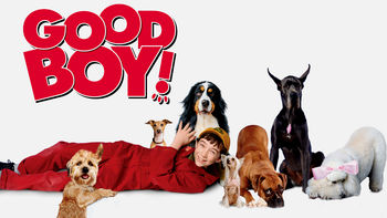 Is Good Boy! on Netflix?