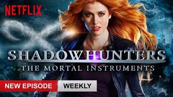Shadowhunters: The Mortal Instruments