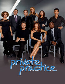 Private Practice: Season 1: In Which Dell Finds His Fight