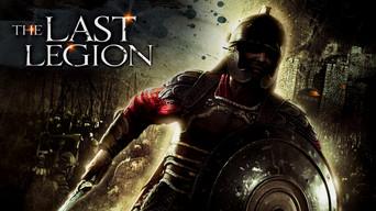 Netflix box art for The Last Legion