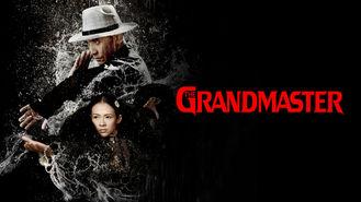 Netflix box art for The Grandmaster