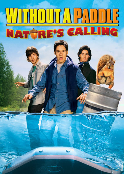 Without a Paddle: Nature's Calling Netflix TW (Taiwan)