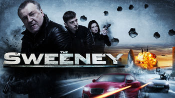 Netflix box art for The Sweeney