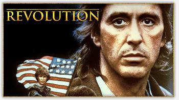 Netflix box art for Revolution