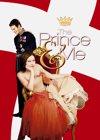 The Prince and Me Netflix UK (United Kingdom)