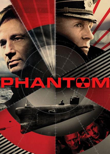Phantom Netflix PR (Puerto Rico)