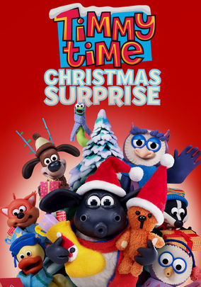 Timmy Time: Timmy's Christmas Surprise
