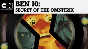 Netflix box art for Ben 10: Secret of the Omnitrix