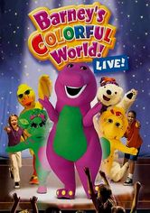 Barney: Barney's Colorful World: Live