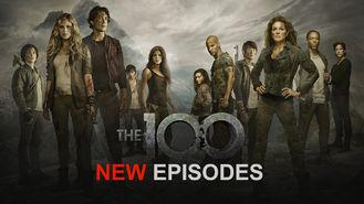 Netflix box art for The 100 - Season 2