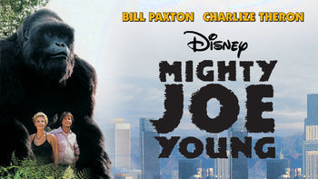 Netflix box art for Mighty Joe Young