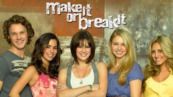 Netflix box art for Make It or Break It - Season 1